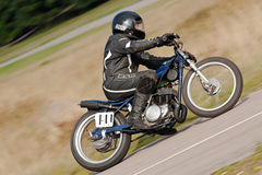 Jap ratter bike Royalty Free Stock Photo