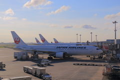 Japan Airline JAL Royalty Free Stock Photos