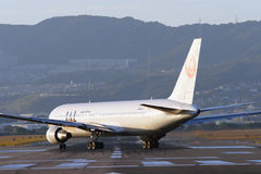 Japan Airlines Images libres de droits