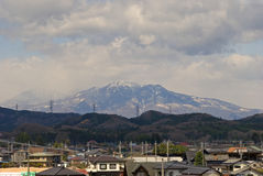 Japan Alps, Honshu, Japan Stock Photography