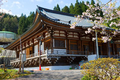 japan Aomori Seiryutempel Royalty-vrije Stock Afbeeldingen