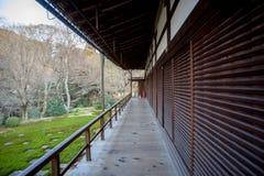 JAPAN-ART-Garten Stockfotografie