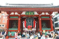 Japan: Asakusa Stockfotografie