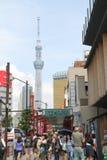 Japan : Asakusa Royalty Free Stock Photos