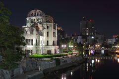 Japan : Atomic Bomb Dome Royalty Free Stock Image
