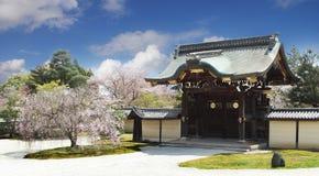 Japan bij de lente stock afbeeldingen
