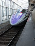 Japan Bullet train. Train Station Stock Photos