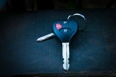 Japan car key in the dark Stock Image