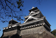 Japan Castle Stock Images