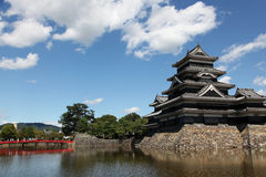 Japan Castle 2 Royalty Free Stock Images