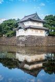japan cesarski pałac Tokyo Fotografia Royalty Free