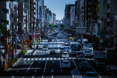 Japan city of life Royalty Free Stock Photography