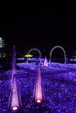 Japan der Beleuchtung Lizenzfreie Stockfotos