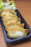 Japan dumplings - Gyoza Stock Photos