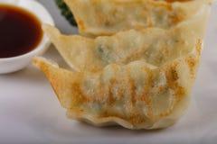 Japan dumplings - Gyoza Royalty Free Stock Photography