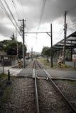 Japan-Eisenbahn Stockbilder