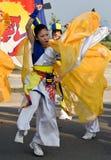 japan för daihanyadansarefestival Arkivfoto