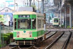 Japan-Förderwagen Lizenzfreie Stockbilder