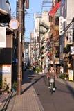 Japan-Fahrrad Lizenzfreies Stockfoto