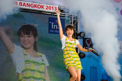 Japan Festa in Bangkok 2013 Stock Photography