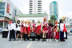 Japan Festa in Bangkok 2013 Royalty Free Stock Photos