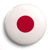 Japan flag Stock Image
