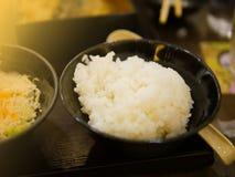 Salad in Japan food restaurant Royalty Free Stock Image