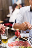 Japan food Royalty Free Stock Photo
