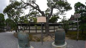 Japan forntida historisk tempel & paviljong royaltyfria bilder