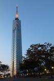 Japan : Fukuoka Tower Royalty Free Stock Image
