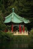 Japan garden. Japan house in japan garden in goldengate park Royalty Free Stock Photos