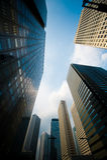 Japan-Gebäude Stockbild
