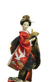 Japan Geisha dolls Royalty Free Stock Photo