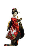 Japan Geisha dolls Stock Photography