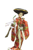 Japan Geisha dolls Royalty Free Stock Photography