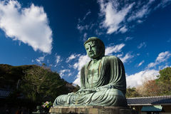 Japan great buddha Royalty Free Stock Images