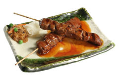 Japan Grill Stock Photography