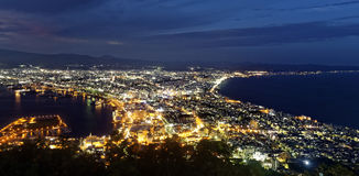 Japan Hakodate Royaltyfri Foto