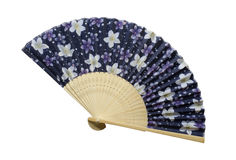 Japan hand fan Royalty Free Stock Images