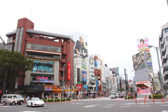 Japan : Harajuku Royalty Free Stock Photography
