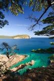 Japan hav. Höst. 7 Royaltyfria Bilder