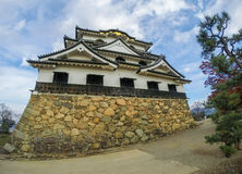 Japan Hikone Castle Stockbilder
