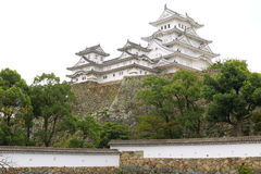 Japan : Himeji Castle Royalty Free Stock Photography