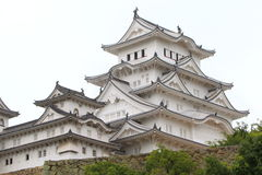 Japan : Himeji Castle Royalty Free Stock Images