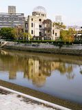 Japan Hiroshima A-bomb Dome Royalty Free Stock Images