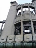 Japan Hiroshima A-bomb Dome Royalty Free Stock Images
