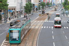 Japan : Hiroshima Royalty Free Stock Photos