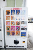 Japan Ice Cream Vending Machine Royalty Free Stock Photos