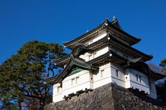 JAPAN Imperial Palace Stock Images