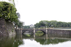 Japan : The Imperial Palace Royalty Free Stock Photos
